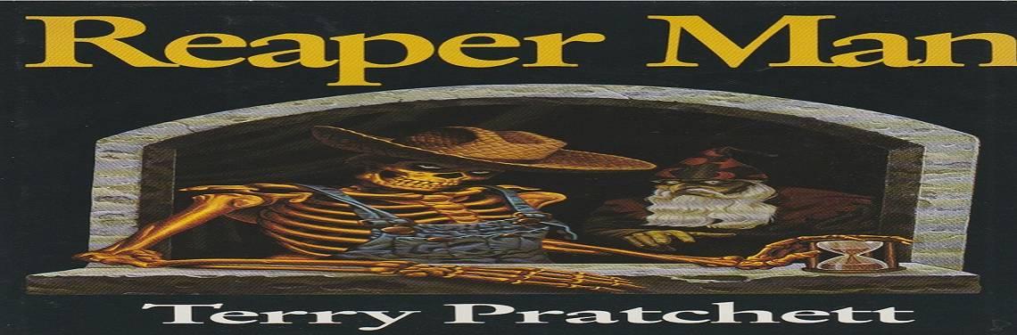 "Book review: ""Reaper Man"" by Terry Pratchett"