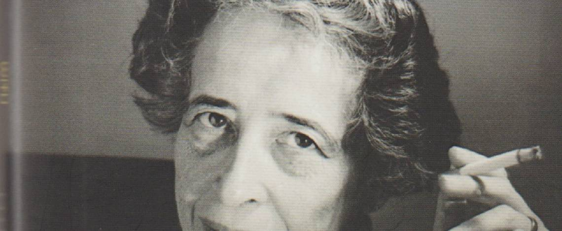 """Book review: """"Unlearning with Hannah Arendt"""" by Marie Luise Knott"""