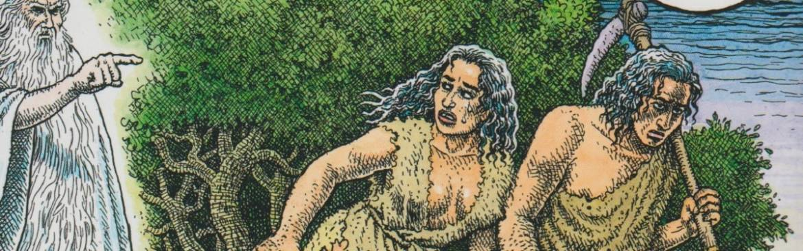 "Book review: ""The Book of Genesis,"" illustrated by R. Crumb"