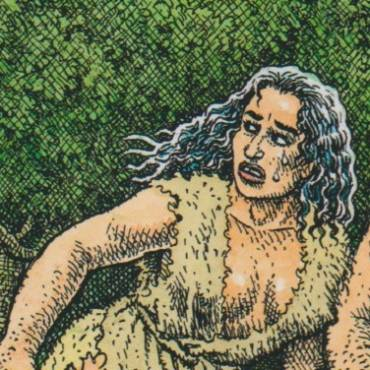 """Book review: """"The Book of Genesis,"""" illustrated by R. Crumb"""