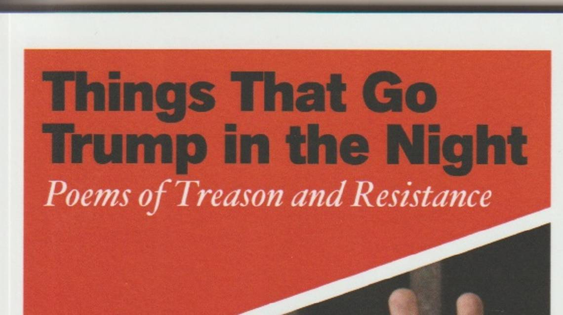 """Book review: """"Things That Go Trump in the Night:  Poems of Treason and Resistance"""" by Paul Fericano"""