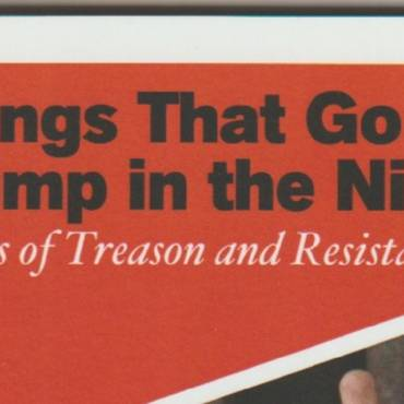 "Book review: ""Things That Go Trump in the Night:  Poems of Treason and Resistance"" by Paul Fericano"