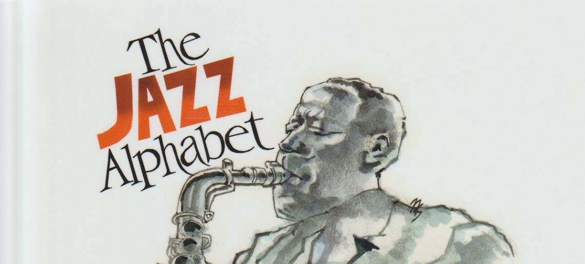 "Book review: ""The Jazz Alphabet"" by Neil Shapiro"