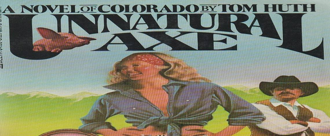 "Book review: ""Unnatural Axe"" by Tom Huth"