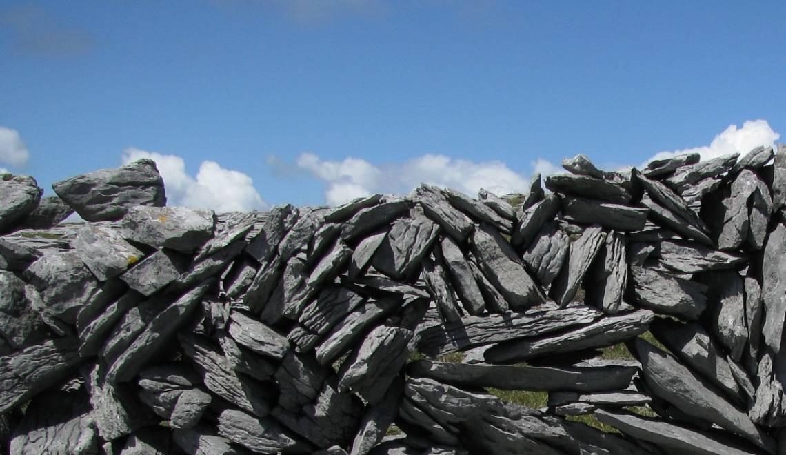 """Poem: """"Stone fence"""""""