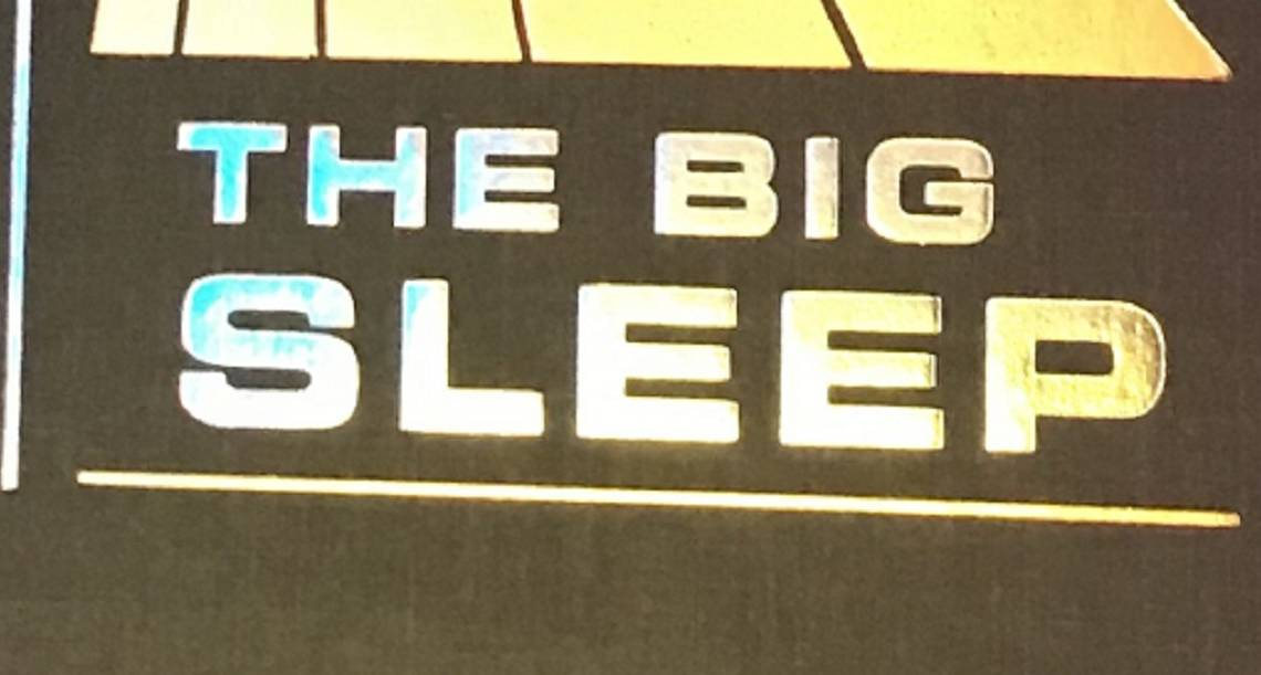 """Book review: """"The Big Sleep"""" by Raymond Chandler"""