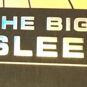 "Book review: ""The Big Sleep"" by Raymond Chandler"