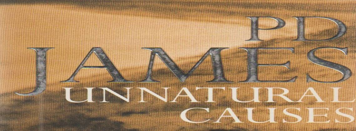 """Book review: """"Unnatural Causes"""" by P.D. James"""