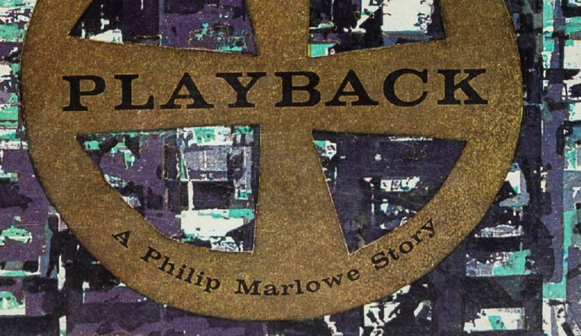 "Book review: ""Playback"" by Raymond Chandler"