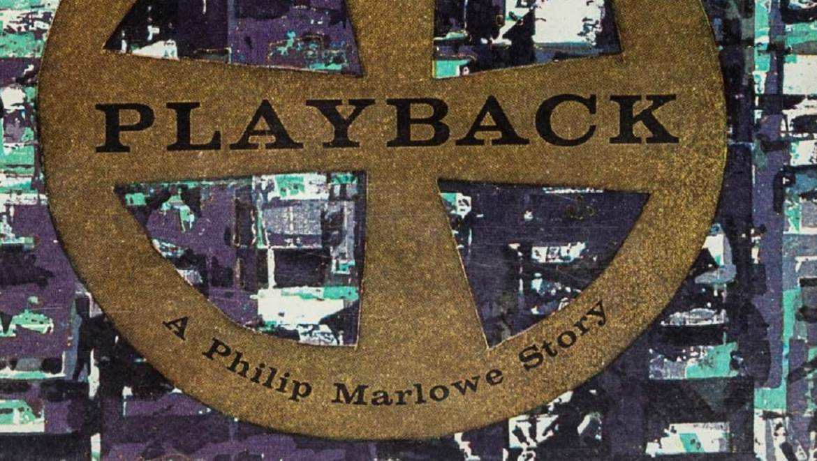 """Book review: """"Playback"""" by Raymond Chandler"""