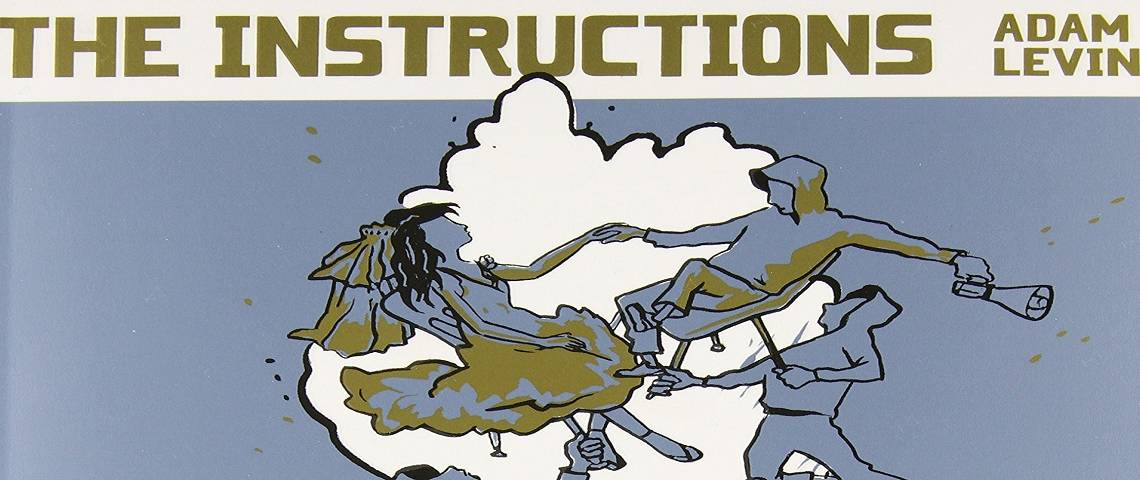 """Book review: """"The Instructions"""" by Adam Levin"""