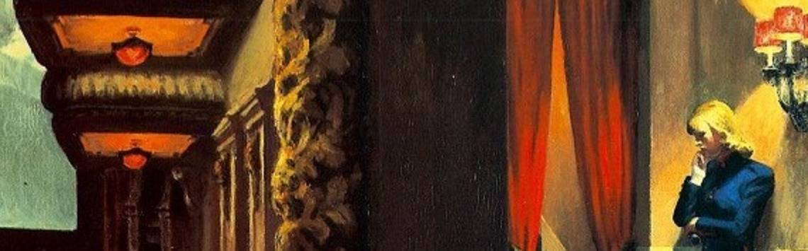 "Book review: ""Edward Hopper: Portraits of America"" by Wieland Schmied"