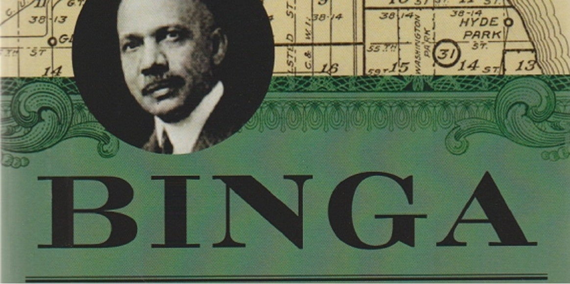 """Book review: """"Binga: The Rise and Fall of Chicago's First Black Banker"""" by Don Hayner"""