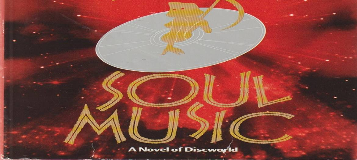 """Book review: """"Soul Music"""" by Terry Pratchett"""