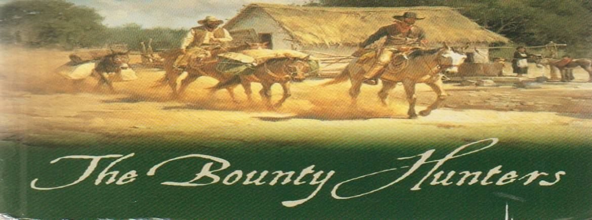 """Book review: """"The Bounty Hunters"""" by Elmore Leonard"""