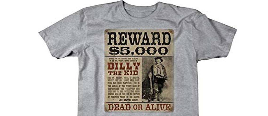 """Poem: """"The fate of Billy the Kid"""""""