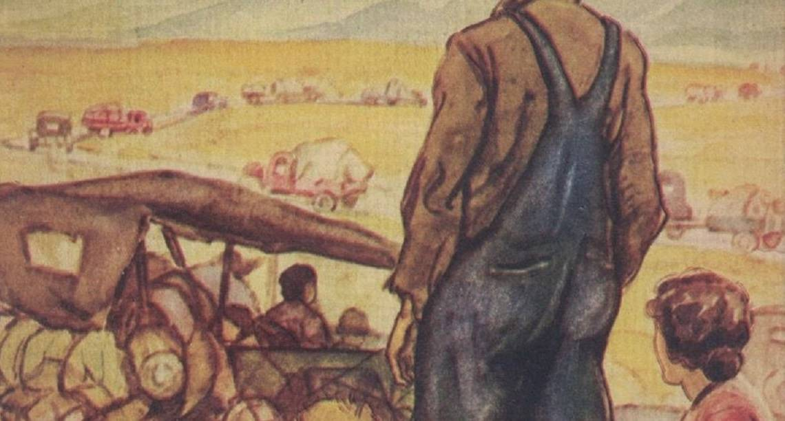 """Book review: """"The Grapes of Wrath"""" by John Steinbeck"""