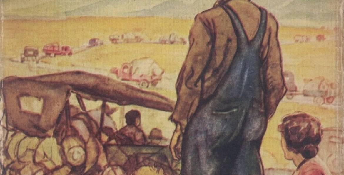 "Book review: ""The Grapes of Wrath"" by John Steinbeck"
