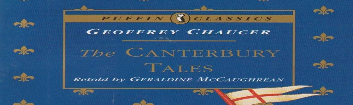 """Book review: """"The Canterbury Tales"""" by Geoffrey Chaucer, retold by Geraldine McCaughrean"""