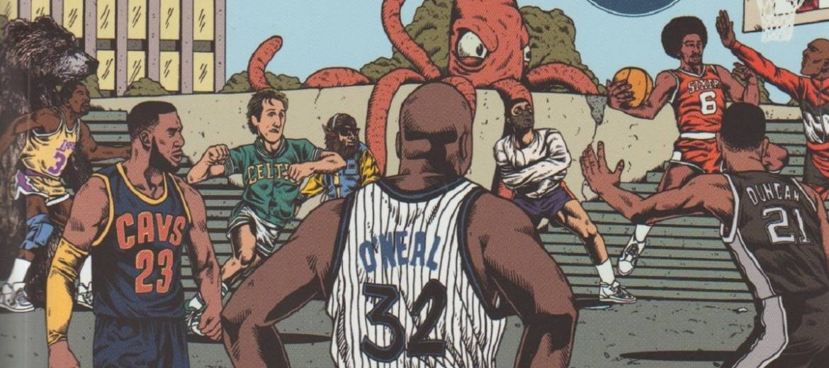 """Book review: """"Basketball (and Other Things): A Collection of Questions Asked, Answered, Illustrated"""" by Shea Serrano, illustrated by Arturo Torres"""