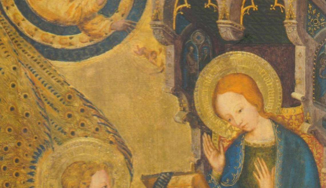 """Book review: """"Divine Conception: The Art of the Annunciation"""" by Sarah Drummond"""