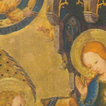 "Book review: ""Divine Conception: The Art of the Annunciation"" by Sarah Drummond"