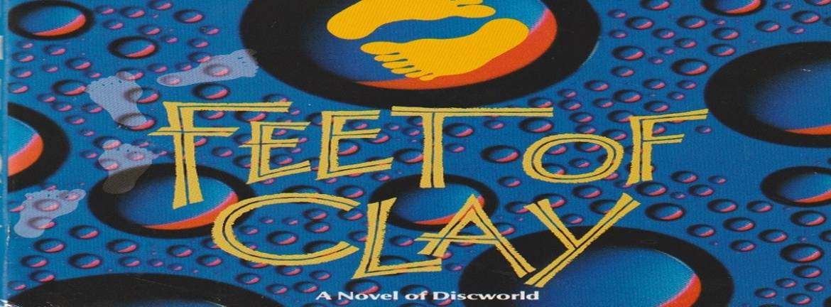 """Book review: """"Feet of Clay"""" by Terry Pratchett"""