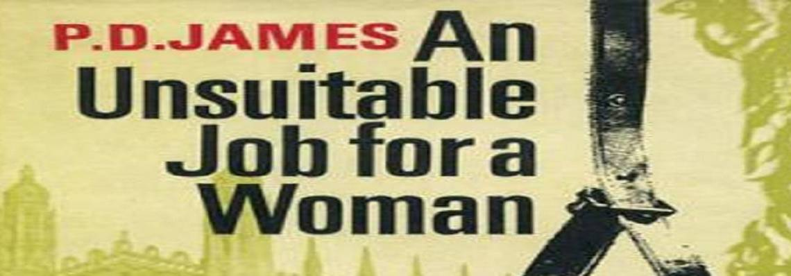 "Book review: ""An Unsuitable Job for a Woman"" by P.D. James"