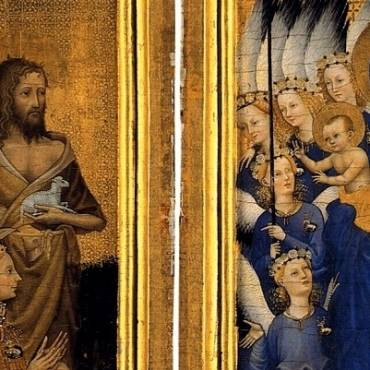 """Book review: """"The Wilton Diptych: Making & Meaning"""" by Dillian Gordon"""