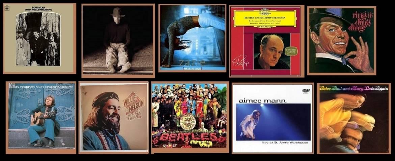 List: Ten albums