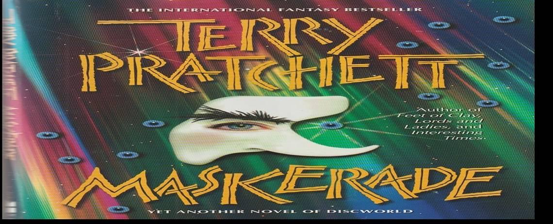 """Book review: """"Maskerade"""" by Terry Pratchett"""
