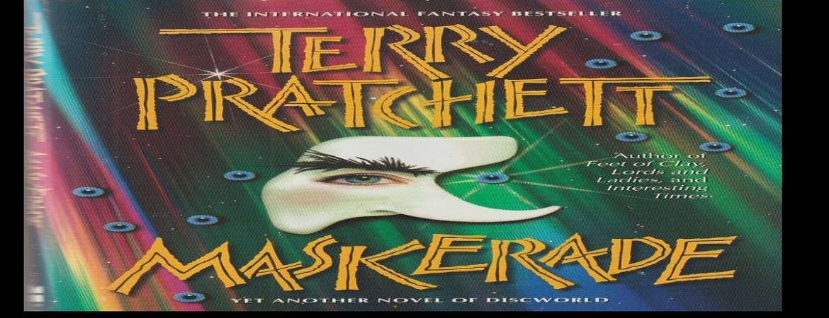 "Book review: ""Maskerade"" by Terry Pratchett"