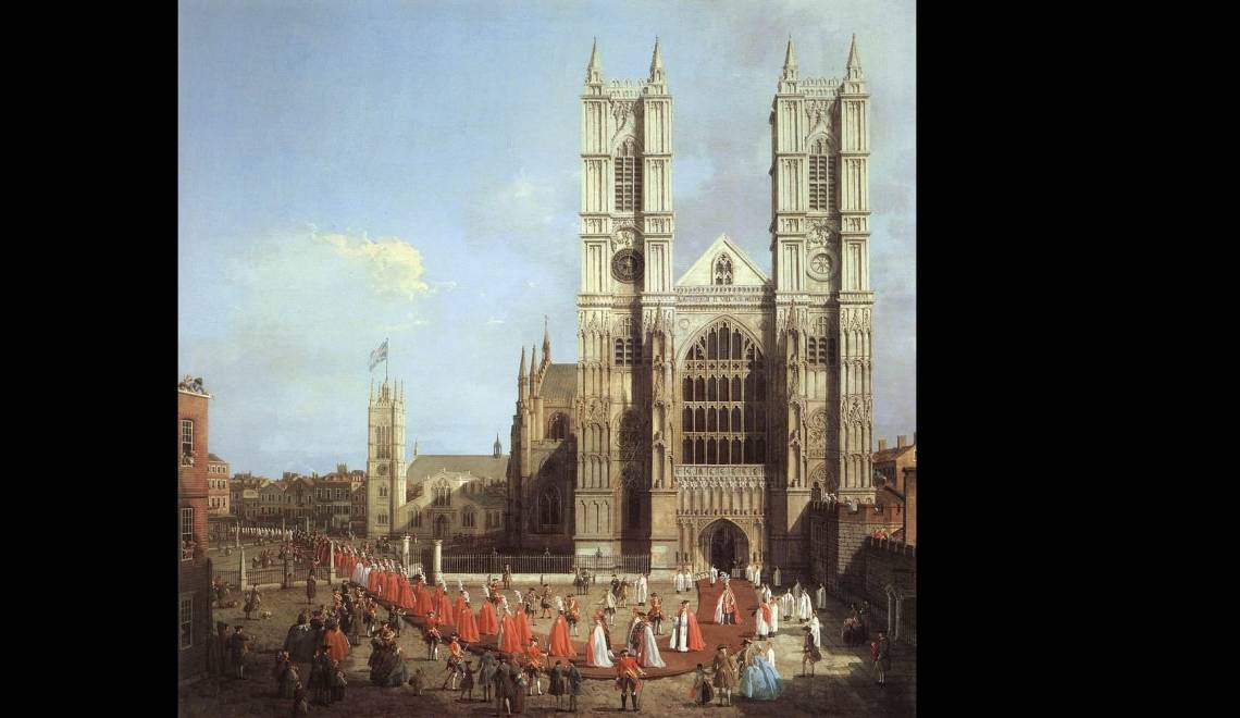 "Book review: ""Westminster Abbey"" by Richard Jenkyns"