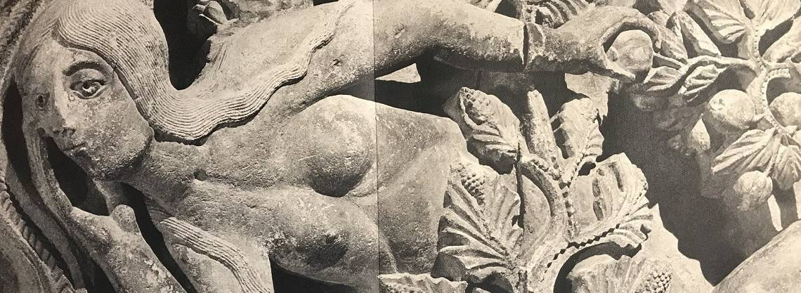 "Book review: ""Gislebertus: Sculptor of Autun"" by Denis Grivot and George Zarnecki"