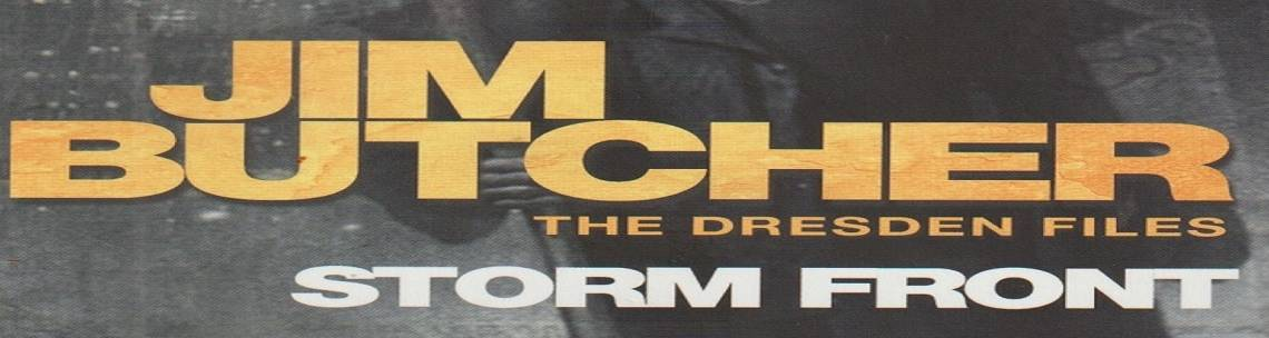 """Book review: """"Storm Front: Dresden Files"""" by Jim Butcher"""