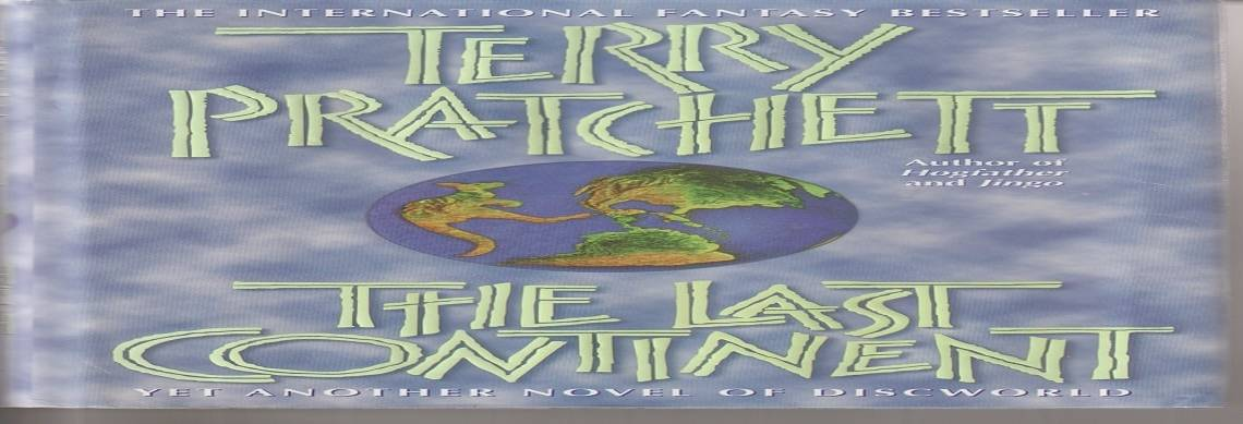 """Book review: """"The Last Continent"""" by Terry Pratchett"""