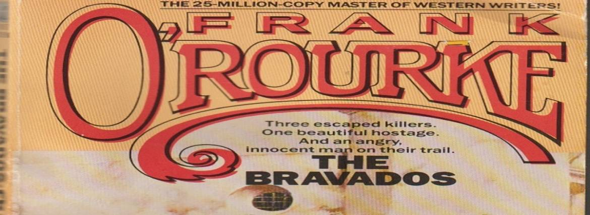 """Book review: """"The Bravados"""" by Frank O'Rourke"""