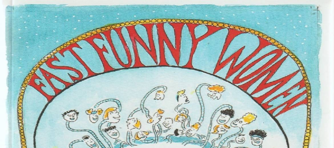 """Book review: """"Fast Funny Women: 75 Essays of Flash Nonfiction,"""" edited by Gina Barreca"""