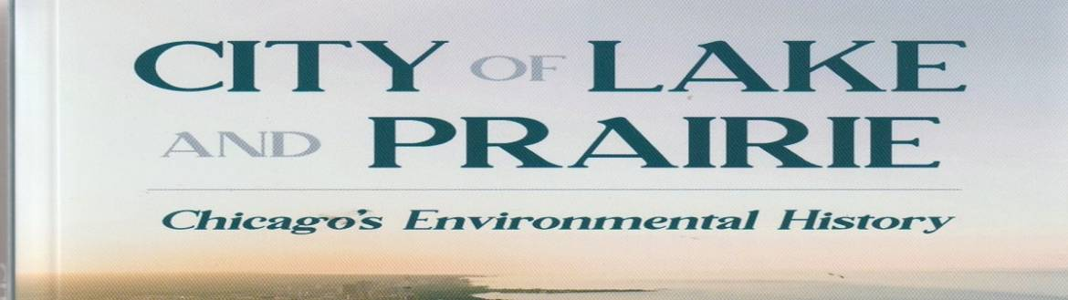 """Book review: """"City of Lake and Prairie: Chicago's Environmental History,"""" edited by Kathleen A. Brosnan, Ann Durkin Keating and William C. Barnett"""