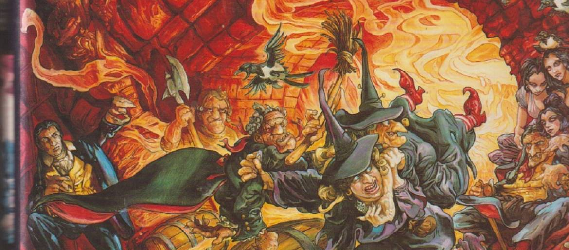 "Book review: ""Carpe Jugulum"" by Terry Pratchett"