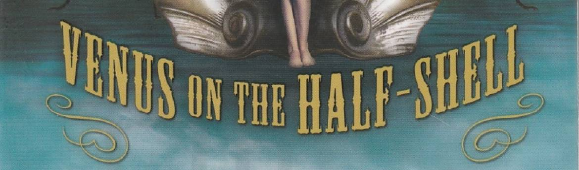 """Book review: """"Venus on the Half-Shell"""" by Philip Jose Farmer"""