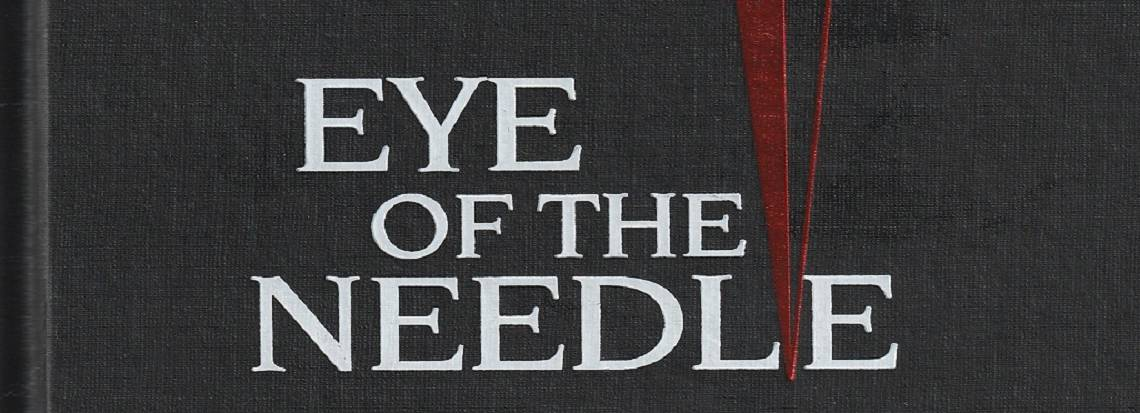 """Book review: """"Eye of the Needle"""" by Ken Follett"""
