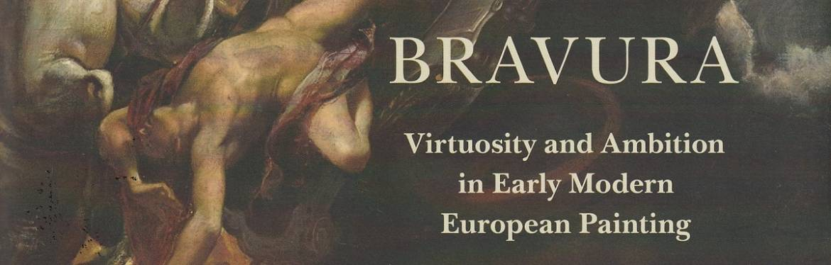 """Book review: """"Bravura: Virtuosity and Ambition in Early Modern European Painting"""" by Nicola Suthor"""