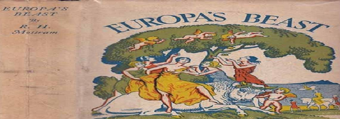 """Book review: """"Europa's Beast"""" by R. H. Mottram"""