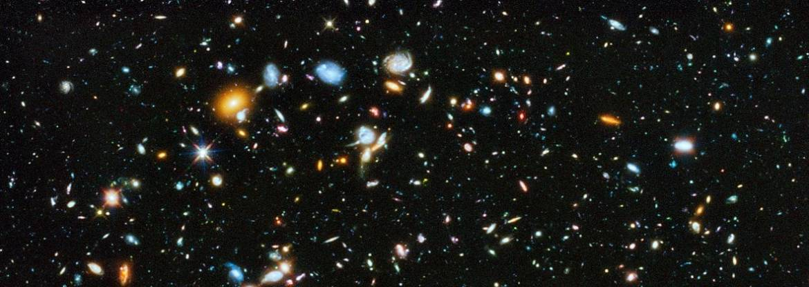 Essay: God has woven me into the Universe